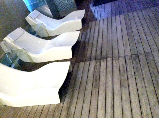 Rimozione e installazione pavimento in legno
